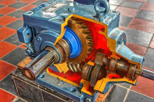 mechanický stroj