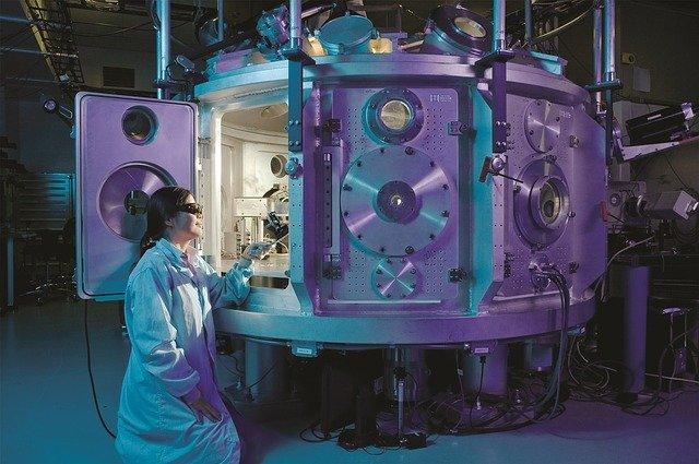 Vědecké fyzikální zařízení