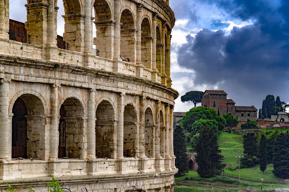 Římské Koloseum